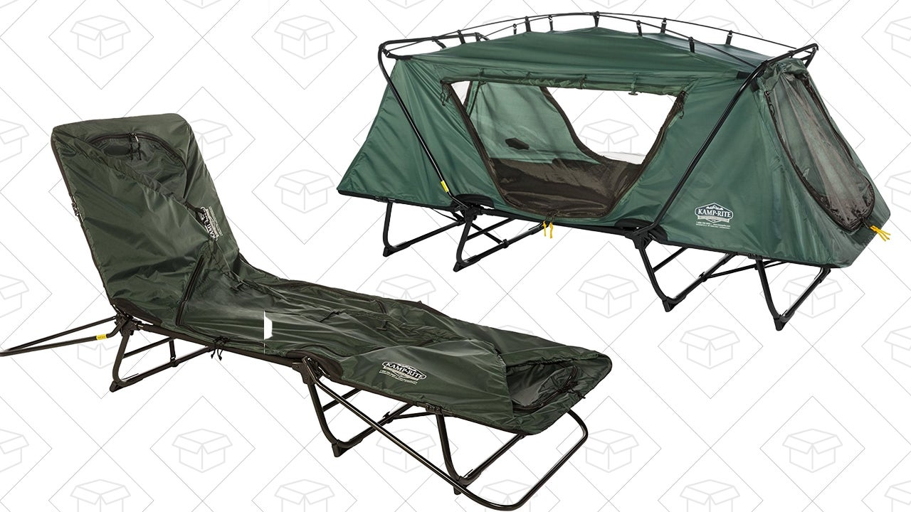 K&-Rite Tent Cot $100  sc 1 st  Kinja Deals & A Cot and a Tent Had a Baby and Itu0027s Just $100 Right Now