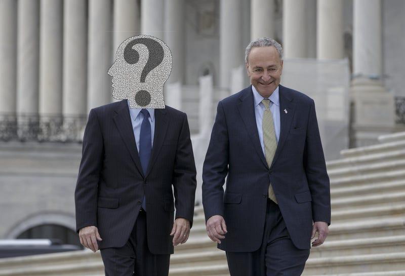 Photo via AP. Mystery via Kimberley Strassel