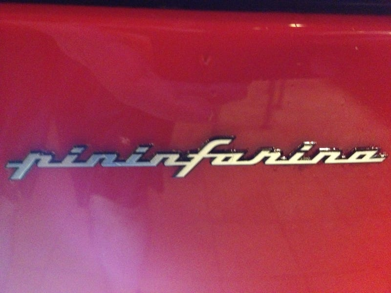 Illustration for article titled Pininfarina made what!?!?!?