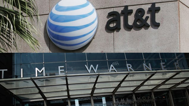 AT&T Reaches $80 Billion Deal to Purchase Time Warner