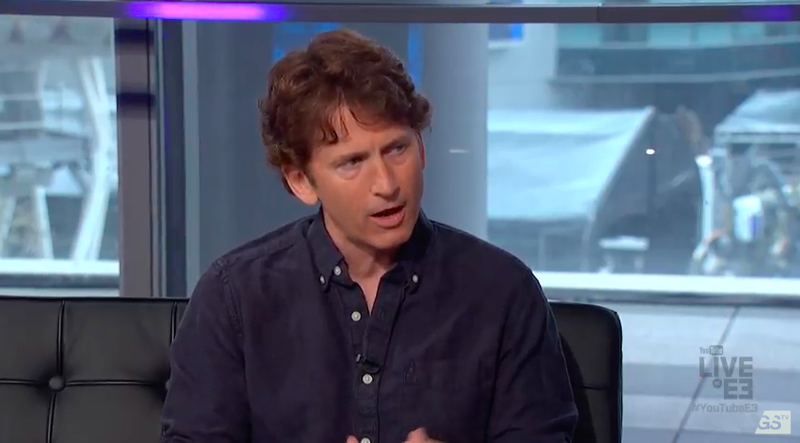 Illustration for article titled Todd Howard Says Elder Scrolls VI Is 'A Very Long Way Off'