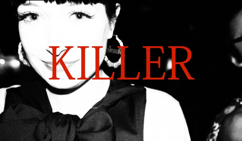 Illustration for article titled THIS, IS THE (PRETTY) FACE OF A KILLER
