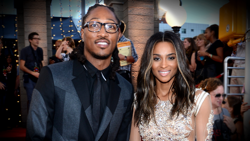 Future and Ciara (Larry Busacca/Getty Images for MTV)