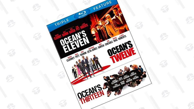 Ocean's Triple Feature   $10   Target
