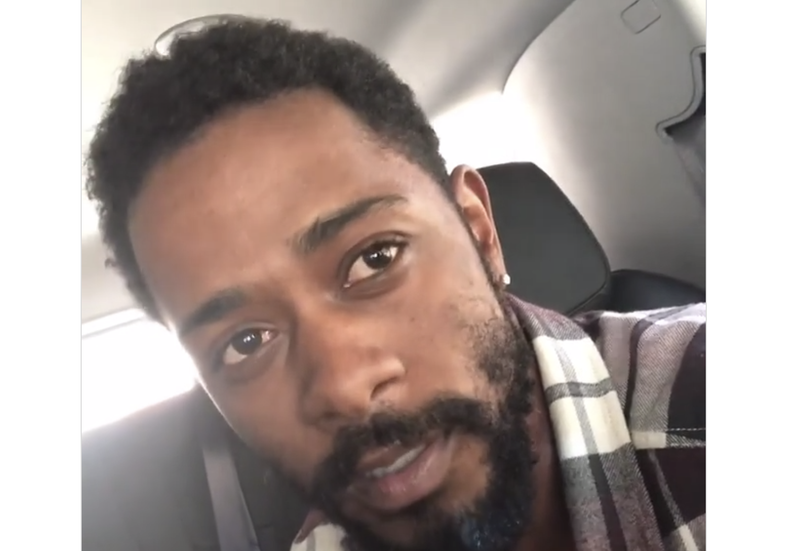 Illustration for article titled Lakeith Stanfield Apologizes for Homophobic 'Freestyle' [Updated]