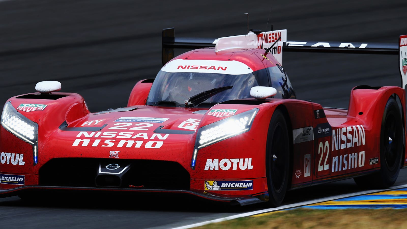 future of nissan s crazy le mans prototype to be determined soon