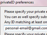 Illustration for article titled PrivateID Reloaded Saves You from Sending Email from the Wrong Address