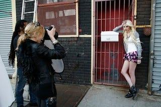 Illustration for article titled Madonna Photographs Her Material Girl Momsen