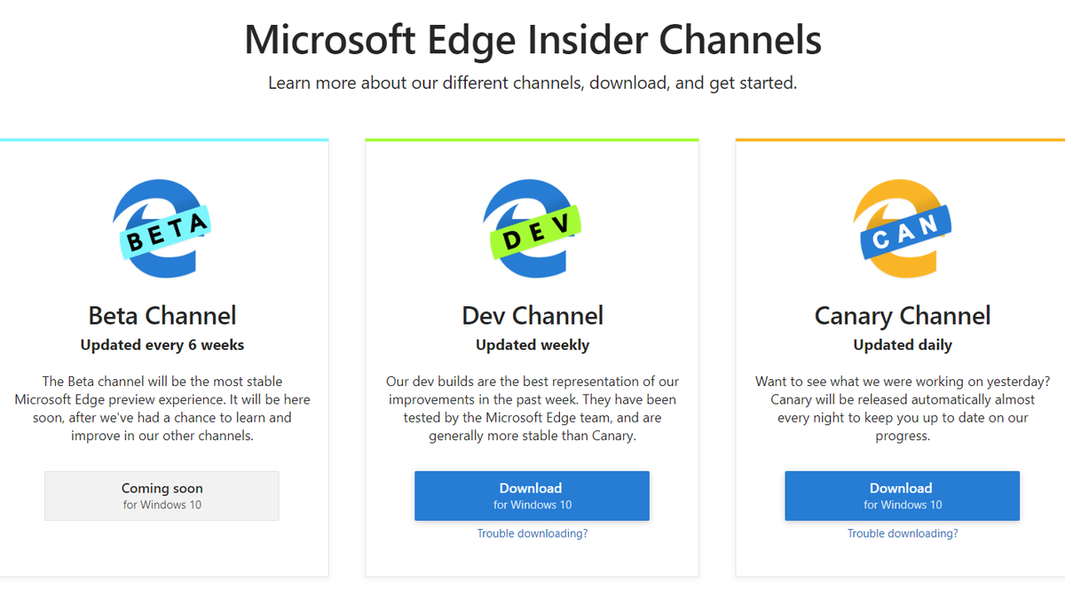 How to Beta Test Microsoft's New Chromium-Based Edge Browser