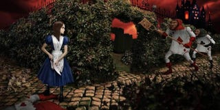 Illustration for article titled American Mcgee's Alice Pc Game Download