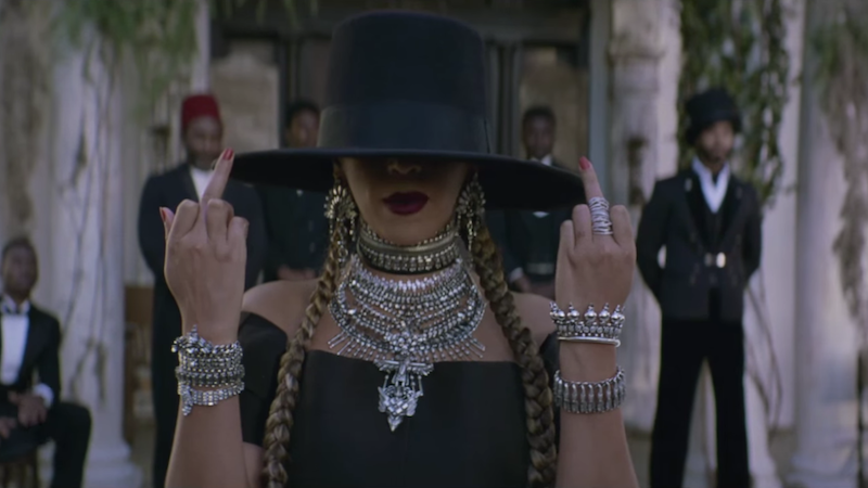 Illustration for article titled White People Still Cannot Handle Beyonce's 'Formation'Video