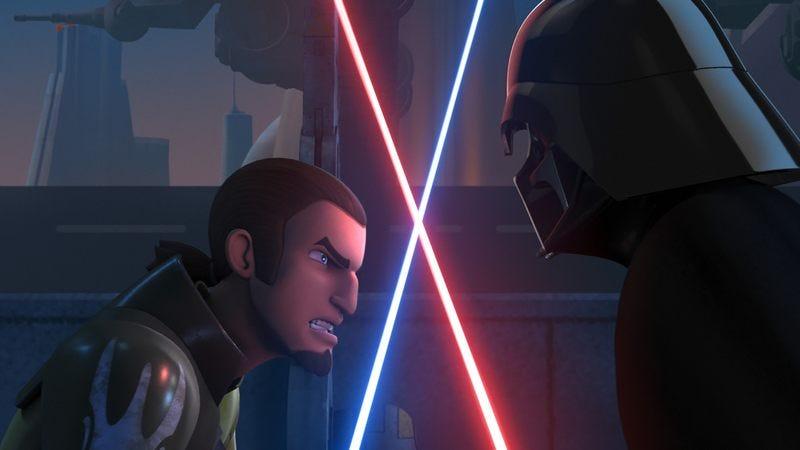 "Illustration for article titled Star Wars Rebels: ""The Siege of Lothal"""