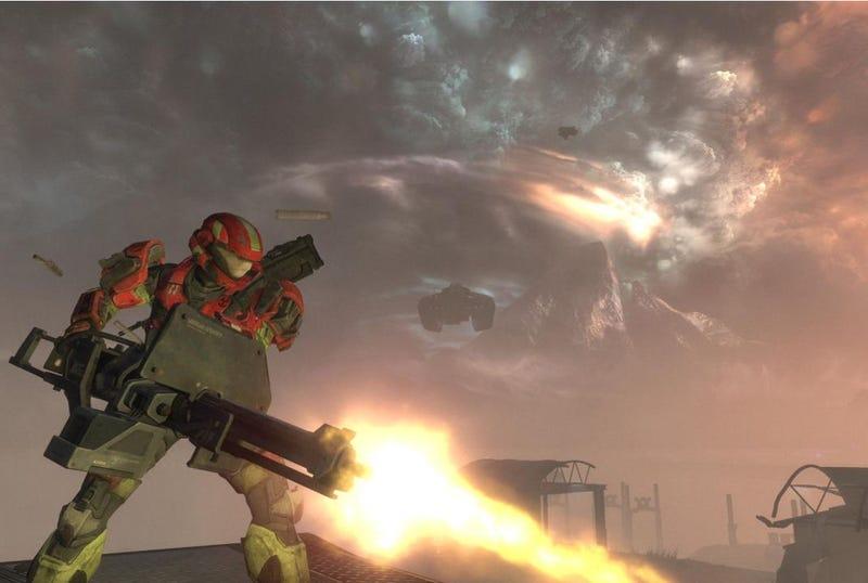 Halo-Kollektion Matchmaking langsam