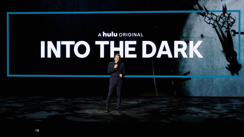 Blumhouse founder Jason Blum chats about Hulu's new horror project, Into the Dark.