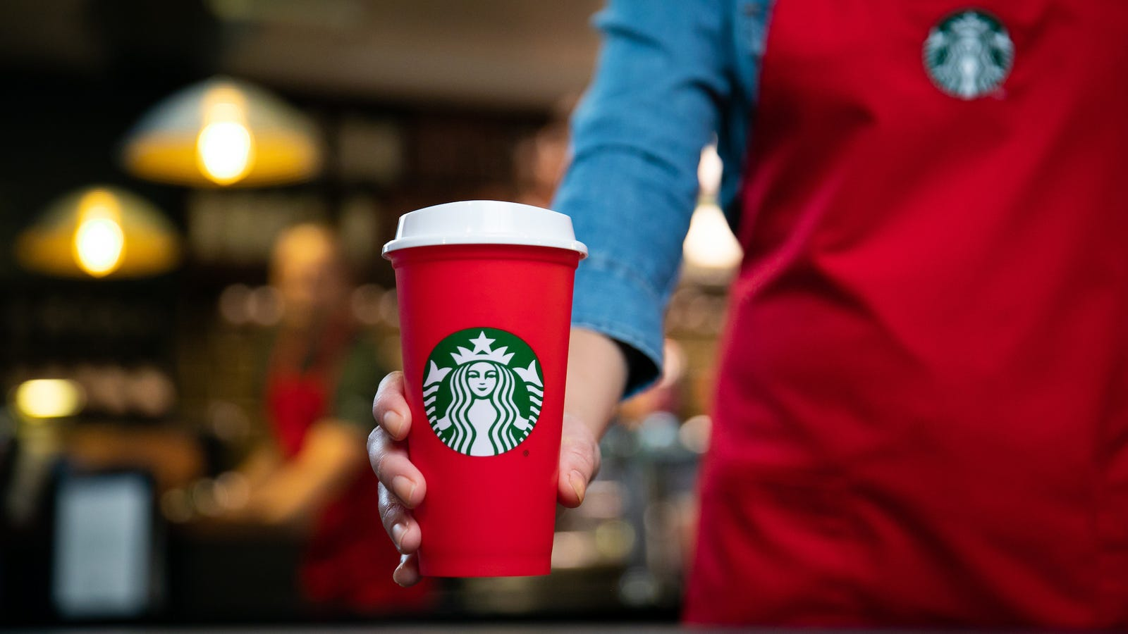 How to Order at Starbucks so Baristas Don't Judge You
