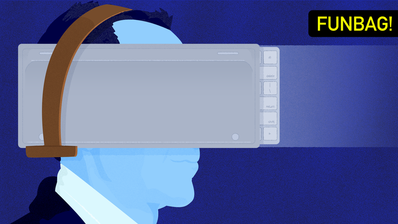 Illustration for article titled Do You Look At The Keyboard When You Type?