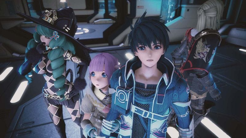 Screenshot: Star Ocean: Integrity And Faithlessness/Square Enix