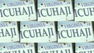 Illustration for article titled Judge Rules Virginia DMV Can't Revoke This Anti-Muslim Plate