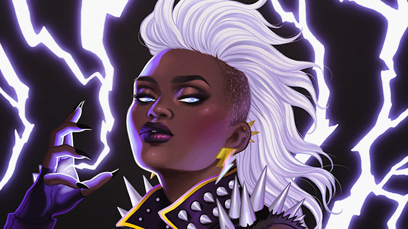 Storm Comic Marvel