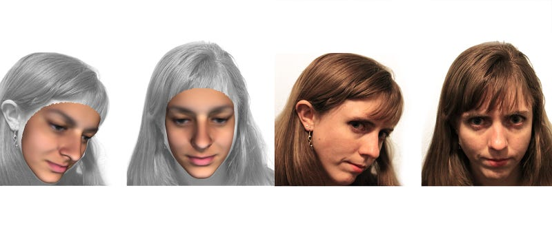 Illustration for article titled These Eerily Accurate Mugshots Were Created From DNA Alone