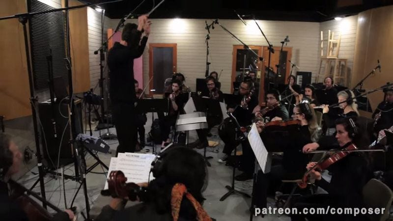 """Illustration for article titled Rage Against The Machine's """"Bulls On Parade"""" goes uptown with this orchestral cover"""