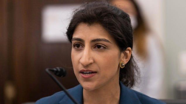 Big Tech Antitrust Crusader Lina Khan Joins the FTC