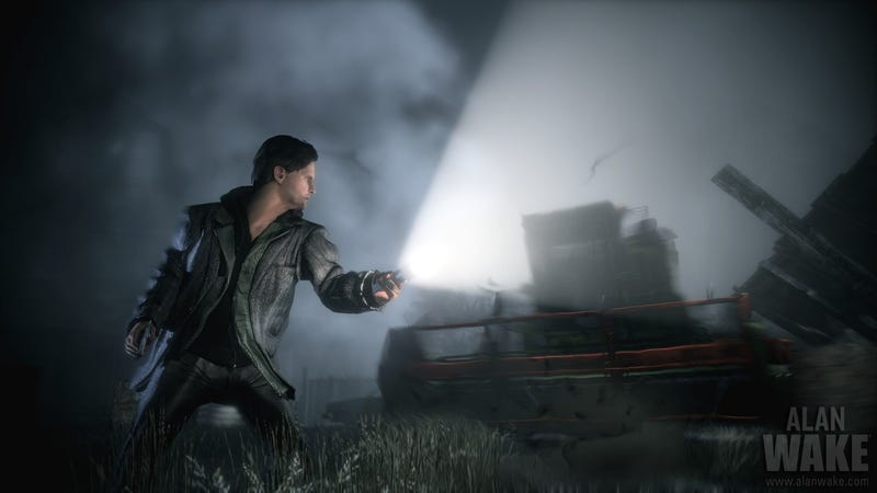 Illustration for article titled Alan Wake Arrives for PC in February, and Won't Use Games For Windows Live