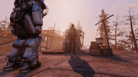 Fallout 76 Players Are Punishing People They Suspect Of