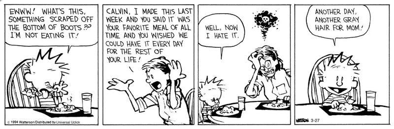 Illustration for article titled Calvin & Hobbes