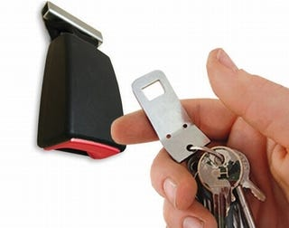 Illustration for article titled Buckle Your Keys Up For Safety
