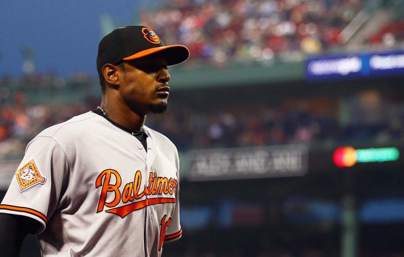 Of Source Adam Jones Politely Says Curt Schilling Doesn T Know Shit About
