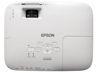 Illustration for article titled Epson's PowerLite 705HD Projector Clocks 720p For Under $750