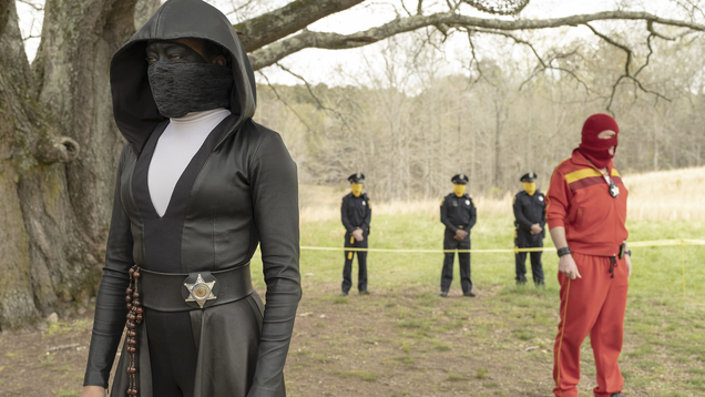 Trent Reznor and Atticus Ross Win an Emmy for Watchmen, Coming One Step Closer to the Broodiest EGOT Ever