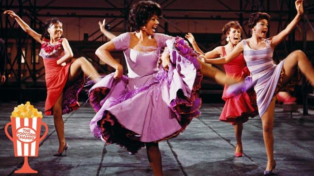 Not all of West Side Story has aged gracefully, but its spectacular dancing sure has