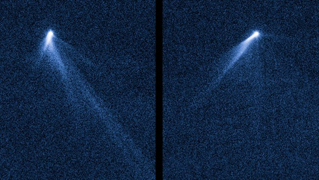 Shocked astronomers discover strange new type of space object