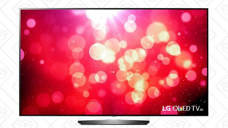 """LG 55"""" B7A OLED 4K TV   $1497   AmazonLG 55"""" C7 OLED 4K TV   $1697   AmazonLG 65"""" B7A 4K TV   $2297   AmazonLG 65"""" C7 4K TV   $2697   Amazon"""