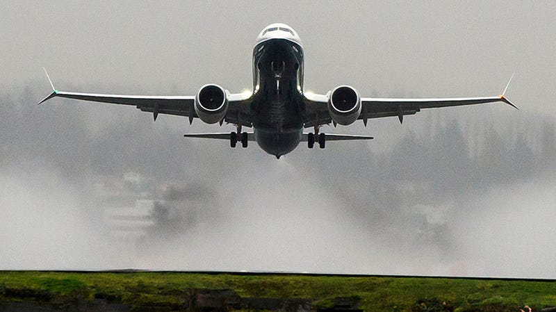 Illustration for article titled Boeing 737 Max Jets in the United States Have Been Grounded