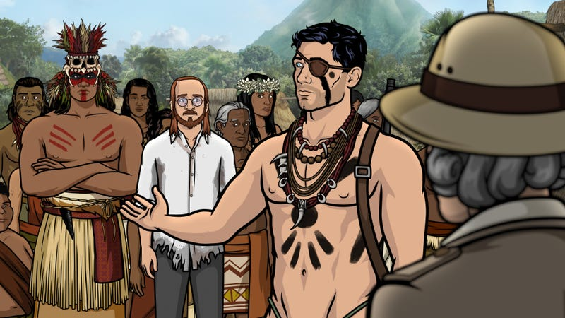 Illustration for article titled What the shit?! Archer: Danger Island is already ending