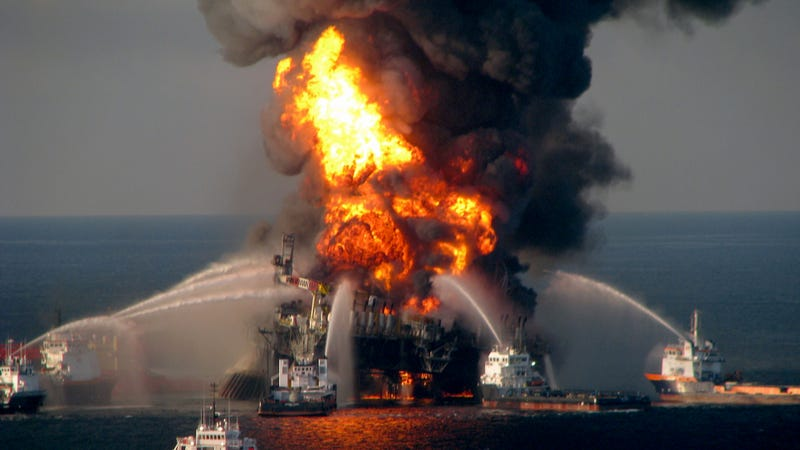 Illustration for article titled The BP Oil Spill And Deepwater Horizon Explosion: Two Years Later