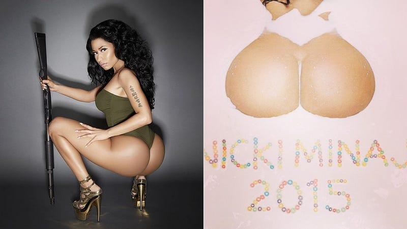Illustration for article titled I Get Why I Wasn't Asked to Model for the 2015 Nicki Minaj Calendar