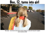 Illustration for article titled 12-Year-Old To Undergo Sex-Change