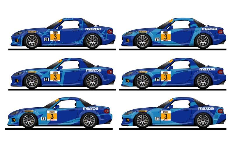 Design your own paint scheme race car d wall decal for Dirt track race car paint schemes