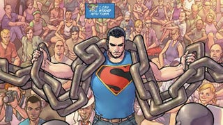 Illustration for article titled This Week's Superman Comic Is Basically About Ferguson