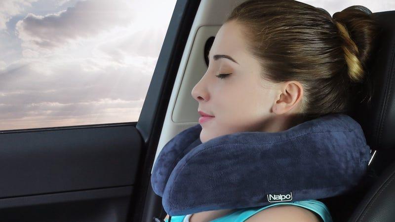 Naipo Travel Pillow, $13 with code SDLDU335