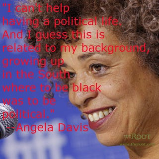 Angela Davis (Jemal Countess/Getty Images)