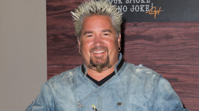 Illustration for article titled Guy Fieri to turn Chicken Guy restaurant into a sauce-covered chain