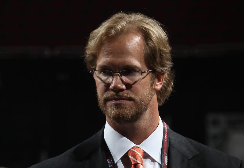 Illustration for article titled The NHL Probably Shouldn't Hire Chris Pronger, Who's Still A Flyer
