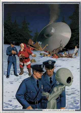 Illustration for article titled Oh, poor reindeer!