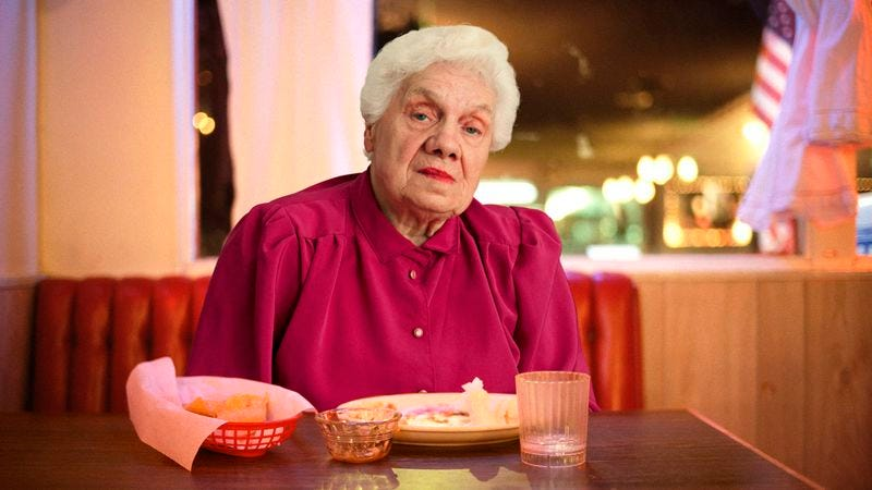 Illustration for article titled Iowa Restaurant Patron Can Remember Every Breakfast Ruined By Presidential Candidates