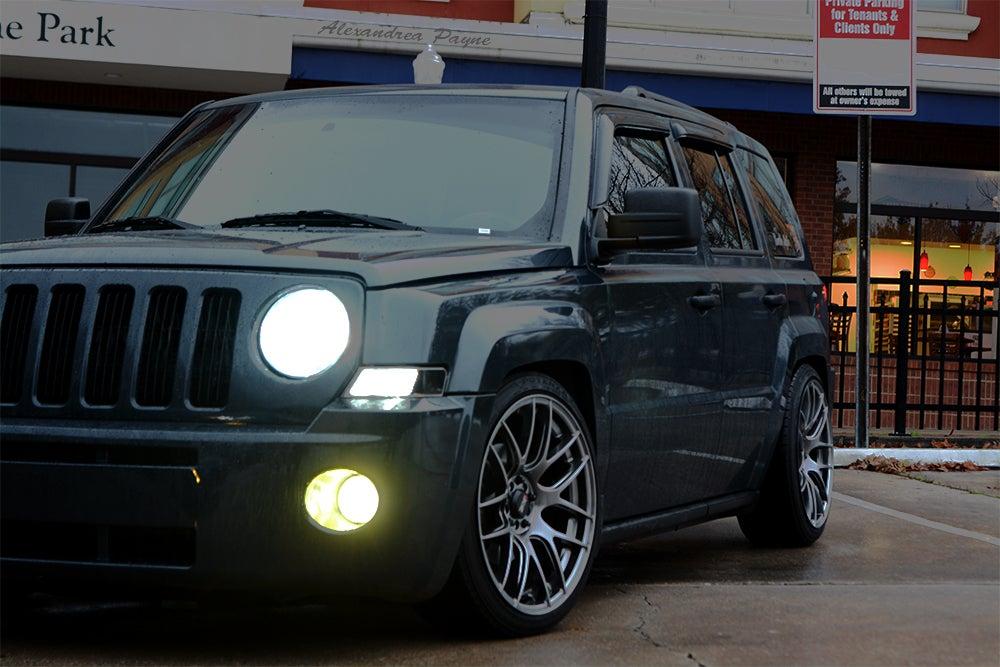 aftermarket wheels: jeep patriot aftermarket wheels